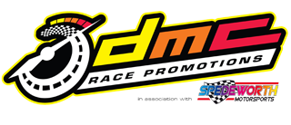 DMC Race Promotions DMC Race Promotions - Oval Promotors at Tullyroan Oval and Aghadowey Oval in Northern Ireland